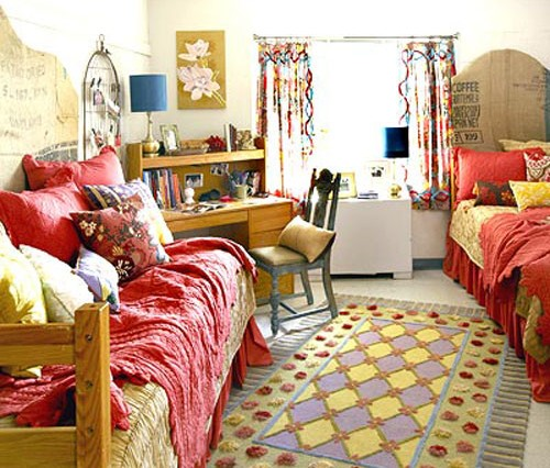 Campus prep decorating your dorm room best for Best college dorms in the us