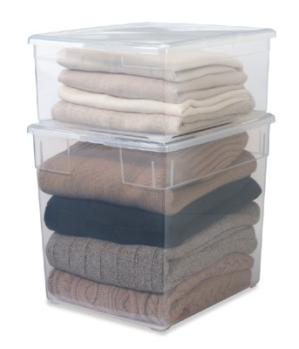 Beau Place Heavier Items At The Bottom Of Containers To Avoid Creases And  Wrinkles.