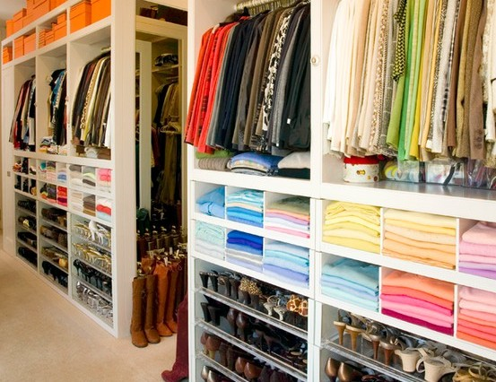 High Quality Spring Cleaning For Your Closet